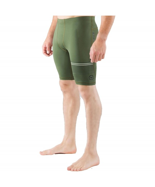 Virus Stay Cool Compression Shorts