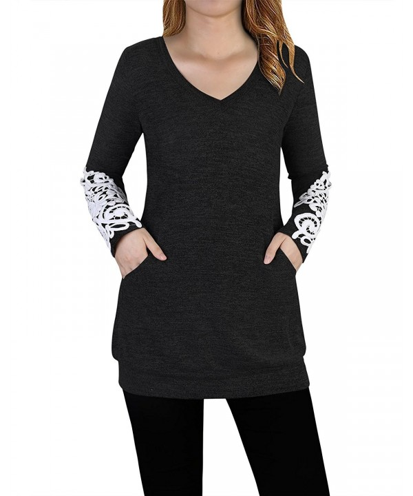 Kilig Womens Sleeve Casual Kangaroo