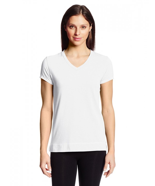 Performance Womens Streets V Neck White