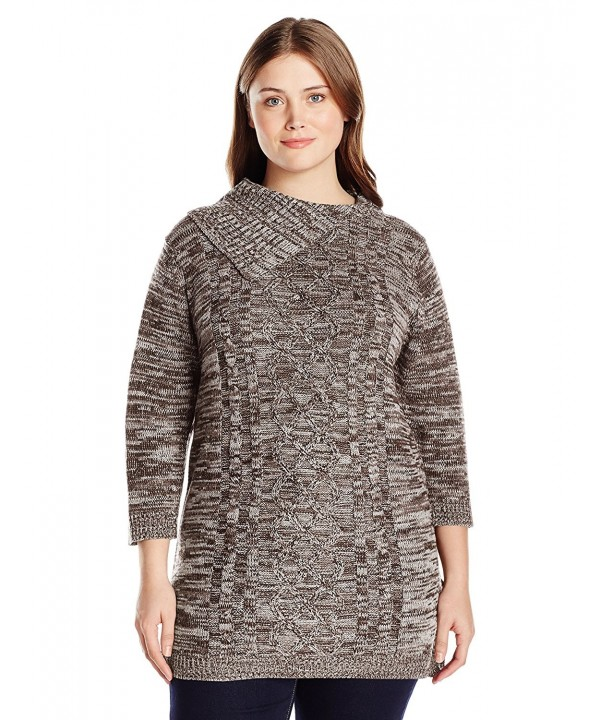 Jason Maxwell Pullover Sweater Neutral