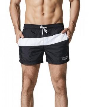 Neleus Beach Board Shorts Pockets