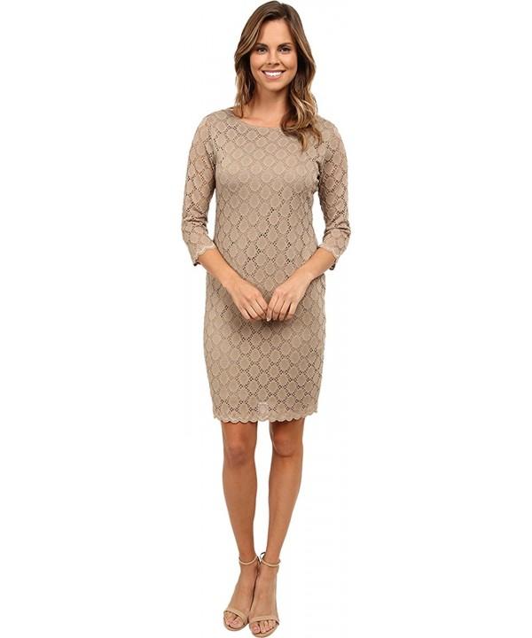 RSVP Womens Alluring Sheath Dress