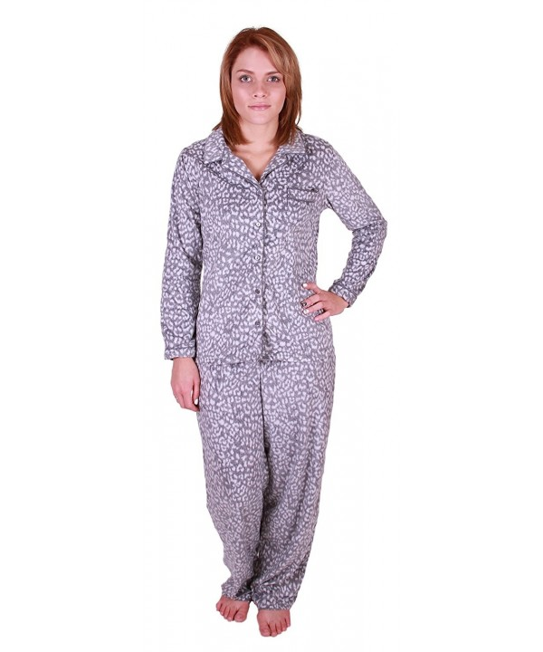 Aria Collection Womens Microfleece 2 Piece