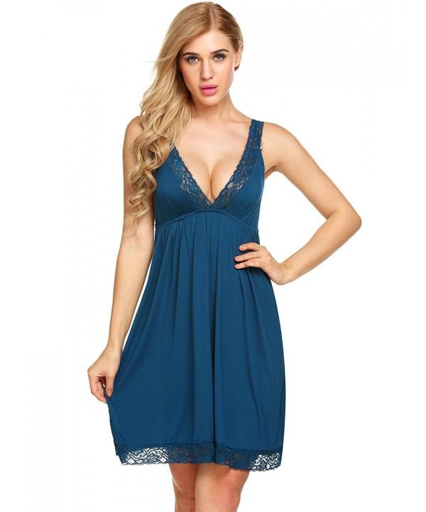 Avidlove Lingerie Babydoll Nightgown Sleepwear