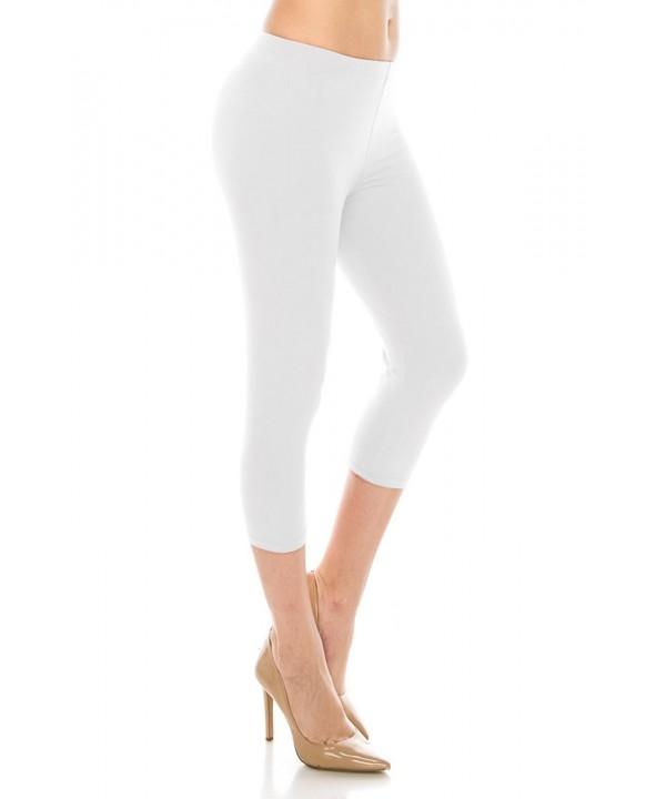 Always Women Solid Stretch Leggings