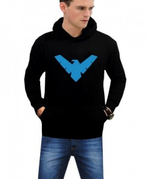 Outfitter Jackets Night Wing Fleece Hoodie