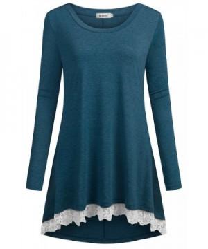 BEPEI Women Shirts Flare Flattering