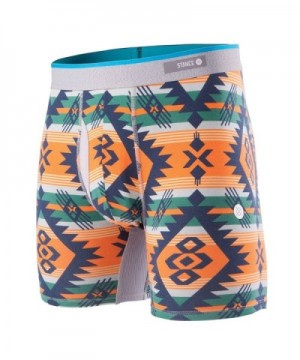 Stance Boxers Underwear Medium Orange