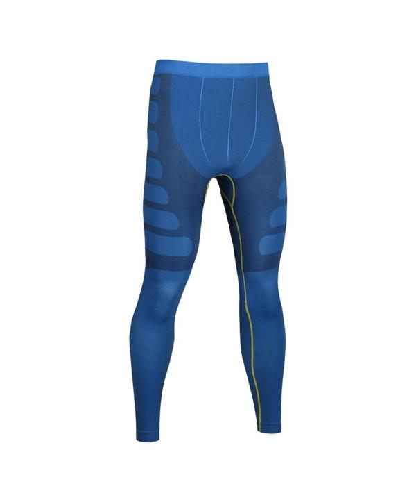 Secofly Sports Tights Pants Waist