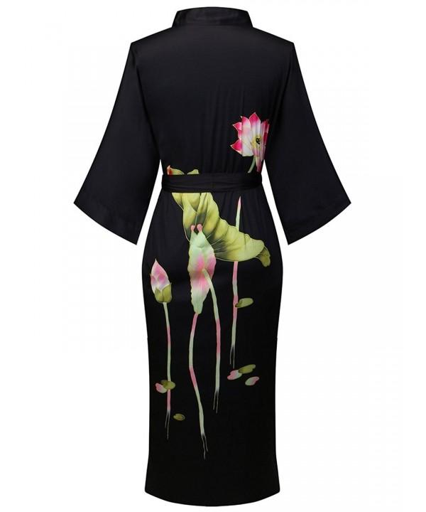 ExpressBuyNow Long Kimono Robes Women