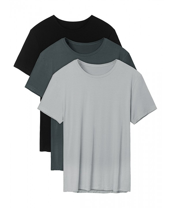 David Archy Undershirts T Shirts Charcoal