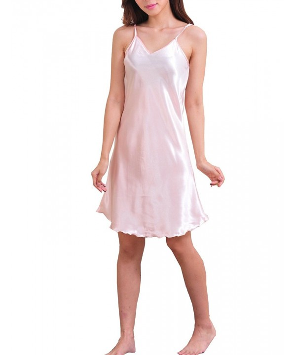 SexyTown Camisole Nightgown Classic Sleepwear