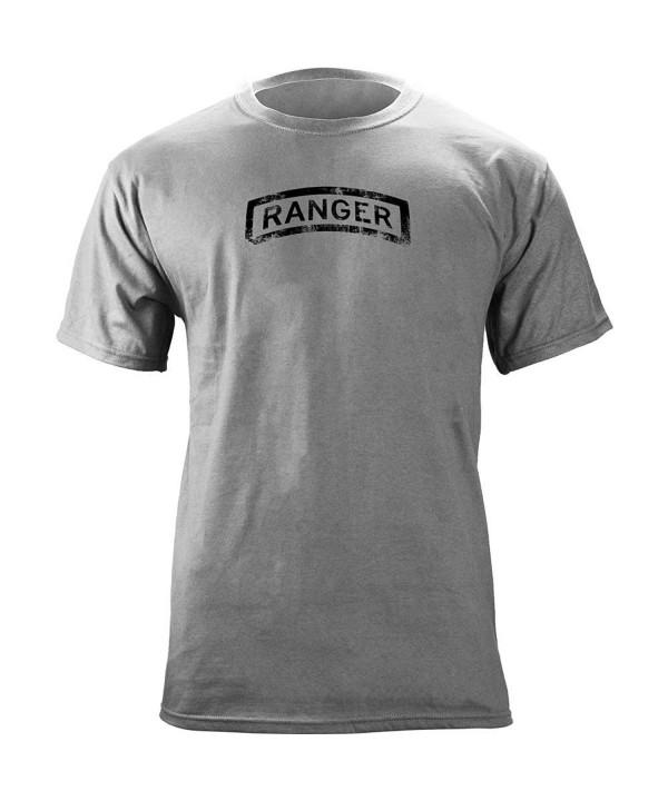 Vintage Subdued Veteran T Shirt Heather