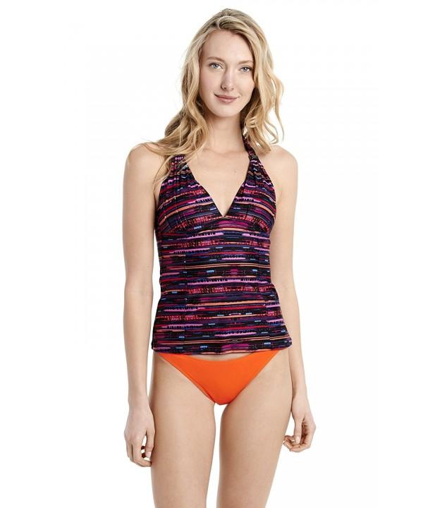 Womens Jamaique Tankini Swimsuit X Large