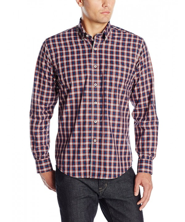 Alex Cannon Sleeve Geroge Plaid