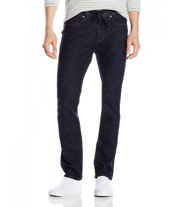 KR3W Mens Slim Jean Dark