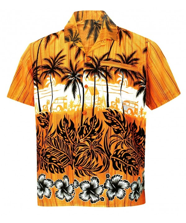 Leela Hawaiian Tropical Casual Sleeves