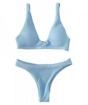 Mumentfienlis Womens Bikini Piece Swimsuit