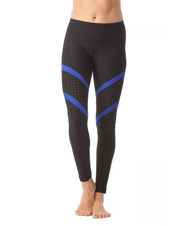 90 Degree Reflex Perforated Leggings