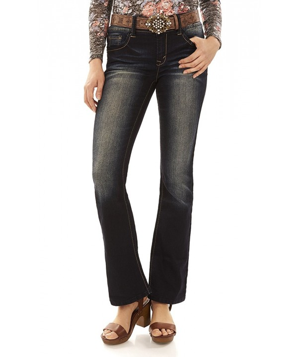 WallFlower Juniors Luscious Bootcut Jeans