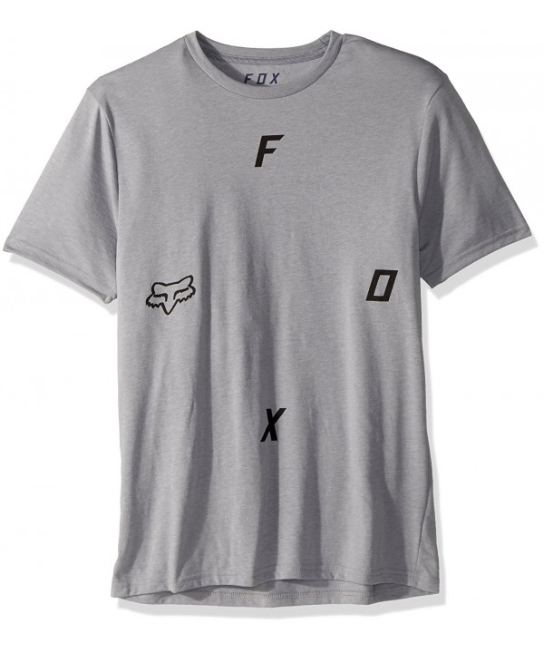 Fox Rawcus Short Sleeve Heather