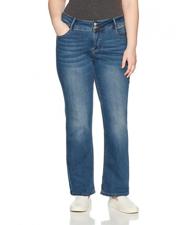 Angels Jeans Womens Bootcut Baltic
