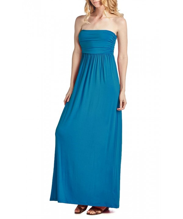Beachcoco Womens Comfortable Maxi Dress