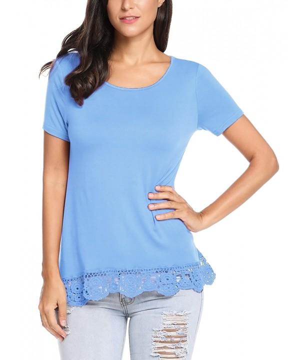 Moonlig Cotton Tunic Shirt Summer