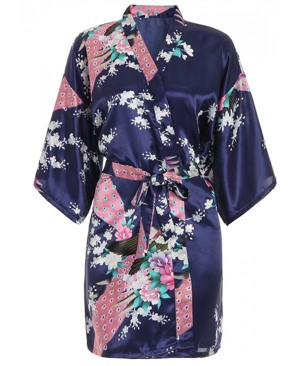 Latuza Womens Kimono Bridesmaid X Large