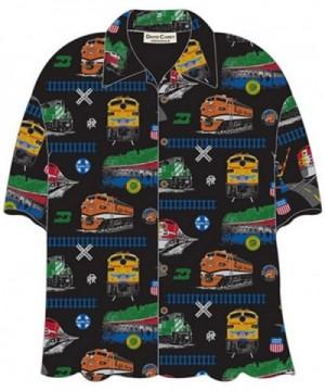 Diesel Train camp shirt XL
