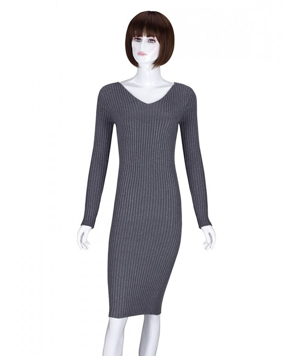 ADAMARIS Sweaters Dresses Kintted Pullover