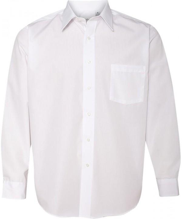 V0214 Van Heusen Long Sleeve Cotton Rich