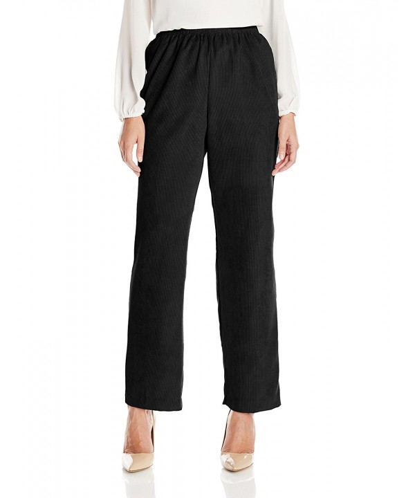 Alfred Dunner Womens Classic Length