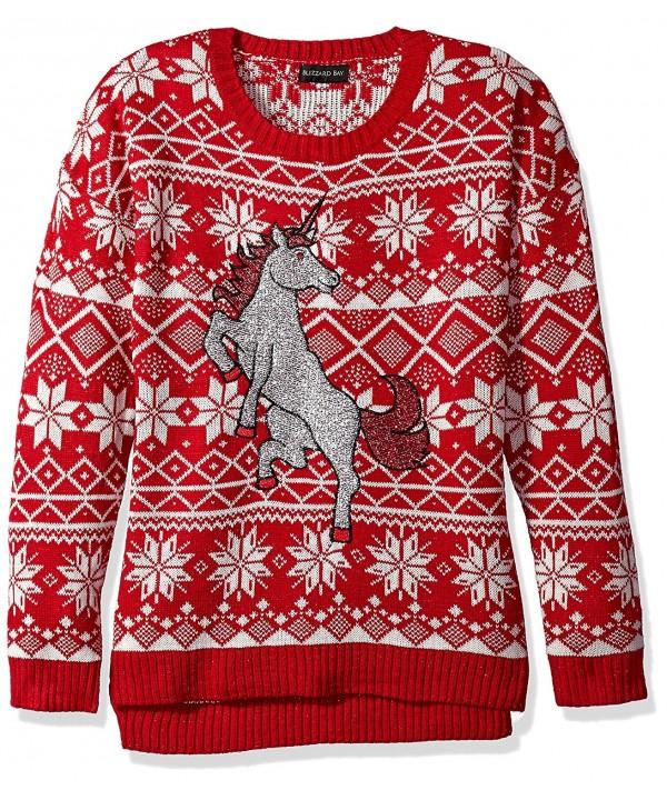 Blizzard Bay Glitter Unicorn Christmas