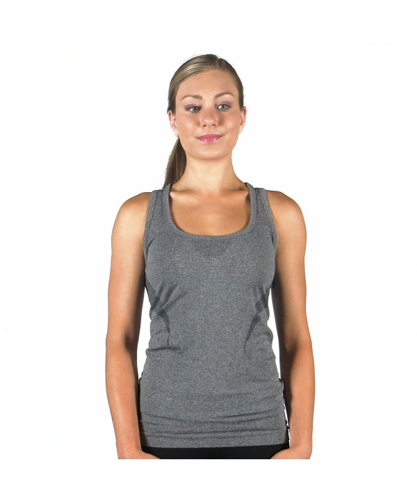 Alex Abby Recharge Tank Top Melange