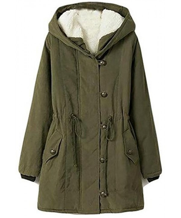 Papijam Womens Safari Military X Large