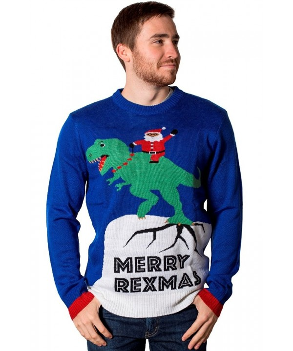 Crazy Holidaze Rexmas Christmas Sweater