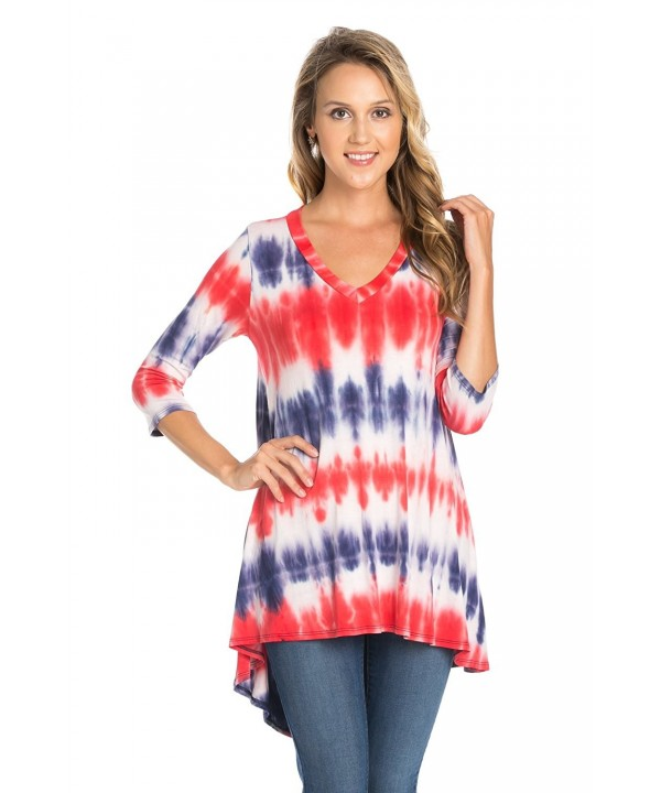 Frumos Womens Tunic Sleeve Medium