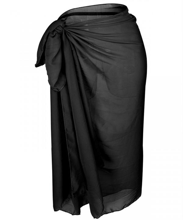 Ypser Womens Chiffon Swimwear Swimsuit