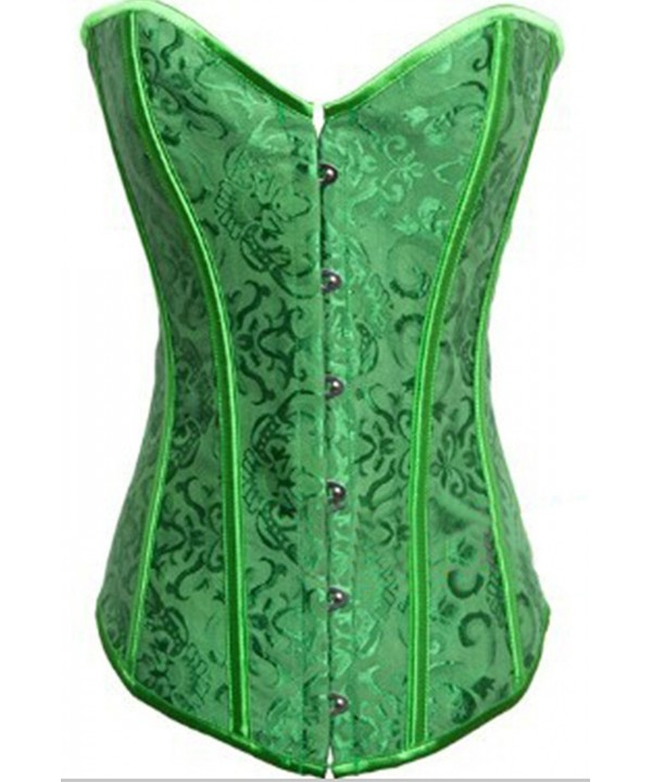 Yinwes Corset Overbust Bsutiers Largeatural