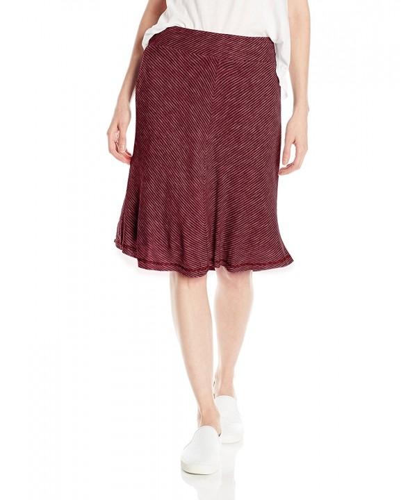 Aventura Womens Cadence Reversible Skirt