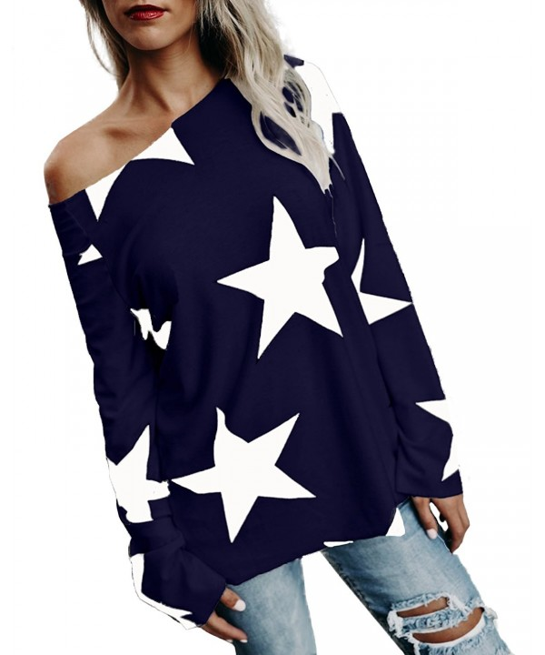 StyleDome Pullover Printed Vintage Patchwork