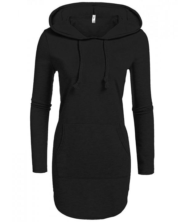 Beyove Womens Sweatshirt Pullover Kangaroo