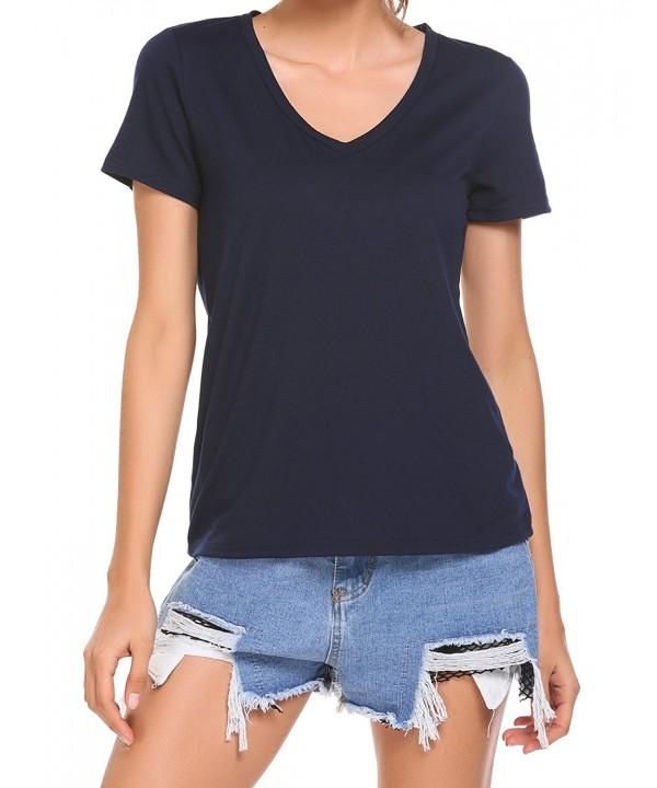 happilina Casual Short Sleeve T Shirt