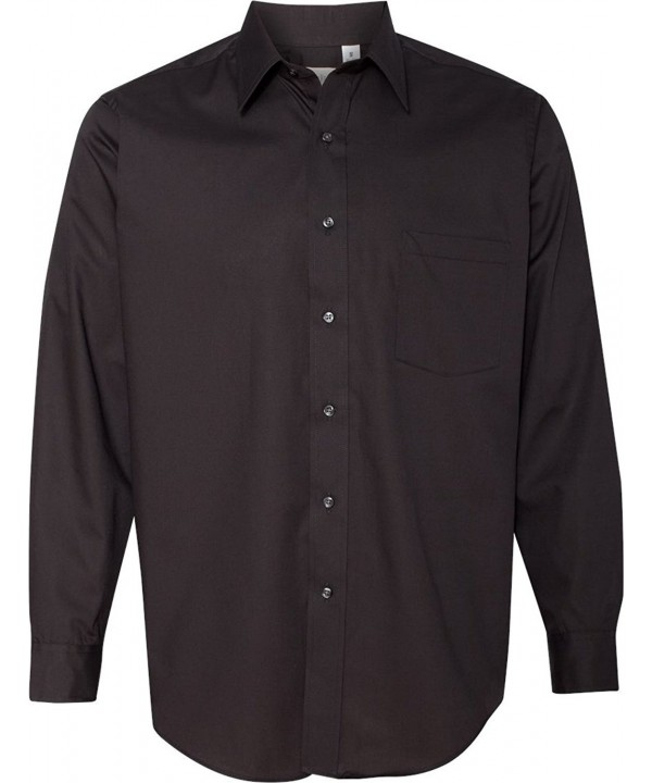 Van Heusen 13V0214 Broadcloth Sleeve