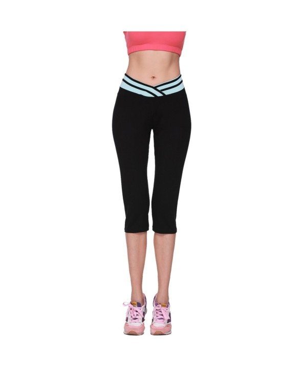 Osne4u Running Fitness Leggings Stretch