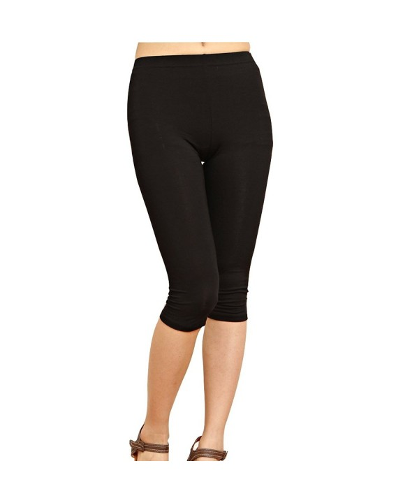 Liang Rou Stretch Cropped Leggings