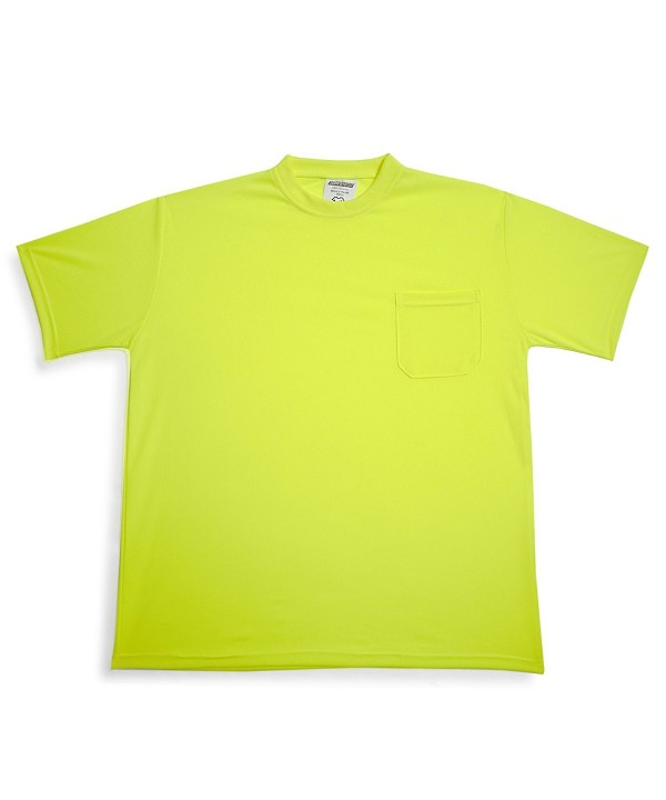JORESTECH Visibility T Shirt Pocket 3X Large