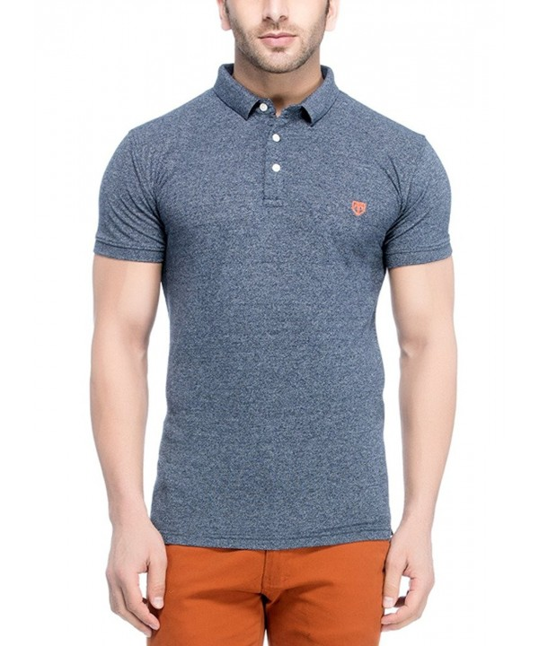 Tinted Cotton Blend T Shirt X Large