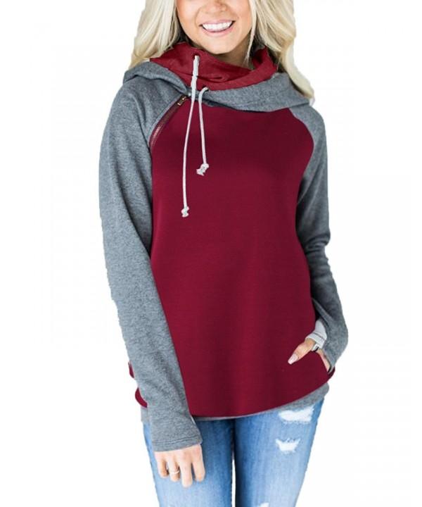 Kidsform Hoodie Pocket Pullover Sweatshirt